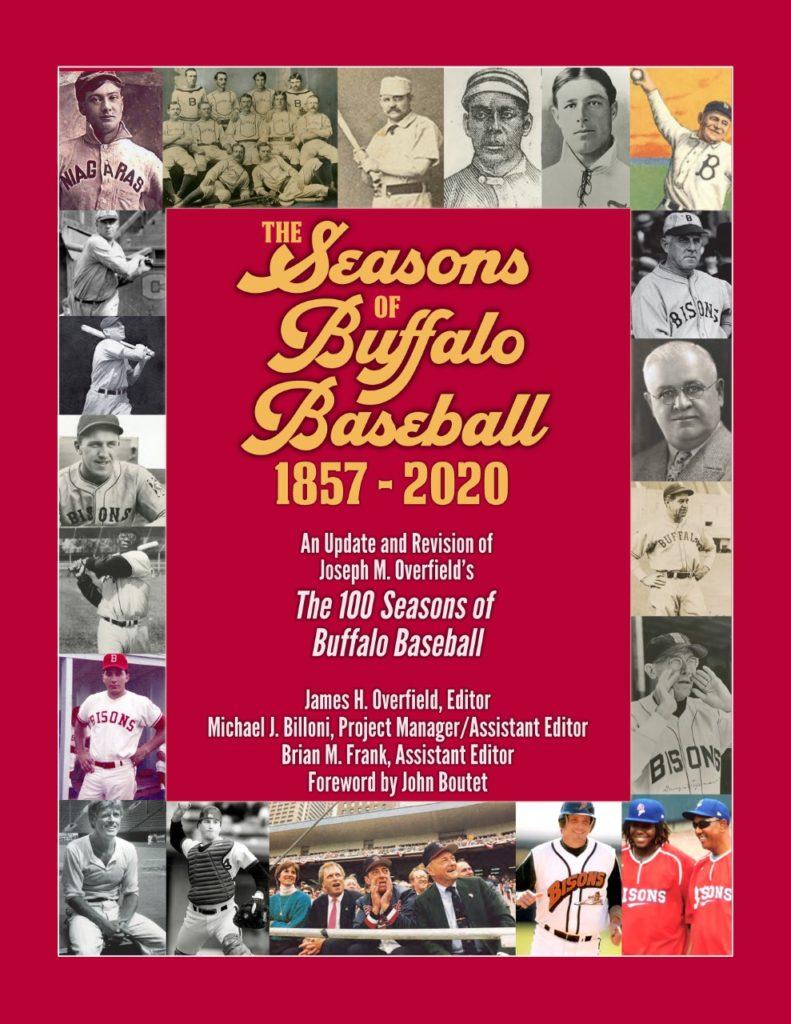 Seasons of Buffalo Baseball